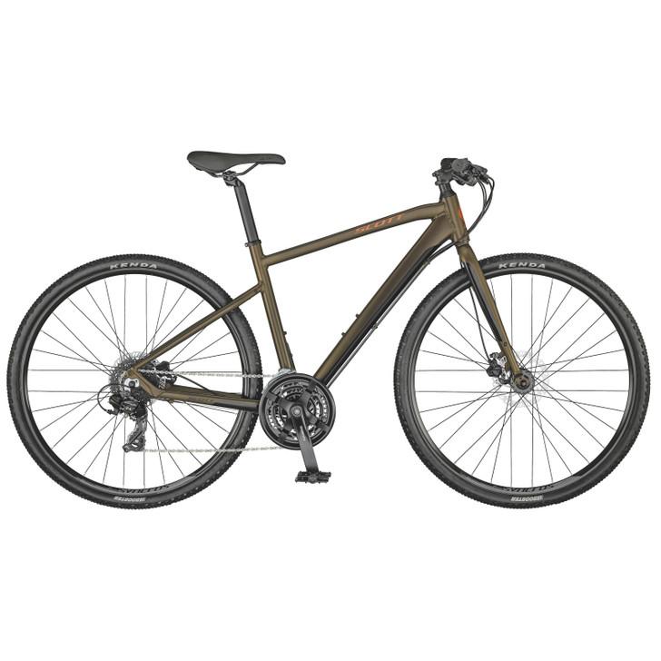 Scott Sub Cross 50 Mens Hybrid Bike