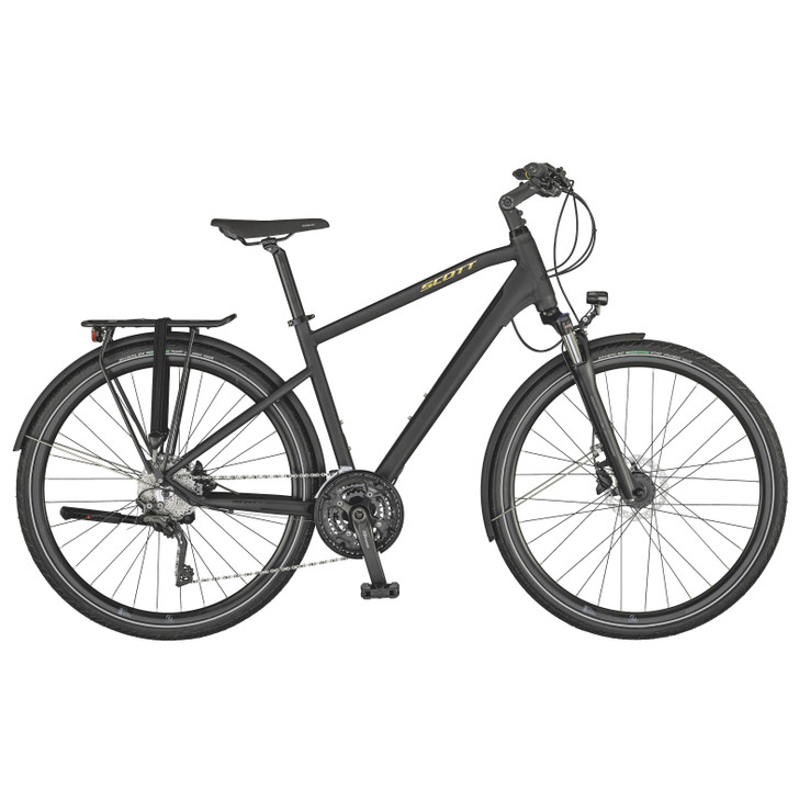 Scott Sub Sport 20 Men's Hybrid Bike
