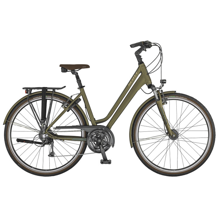 Scott Sub Comfort 10 Unisex Hybrid Bike (2021)
