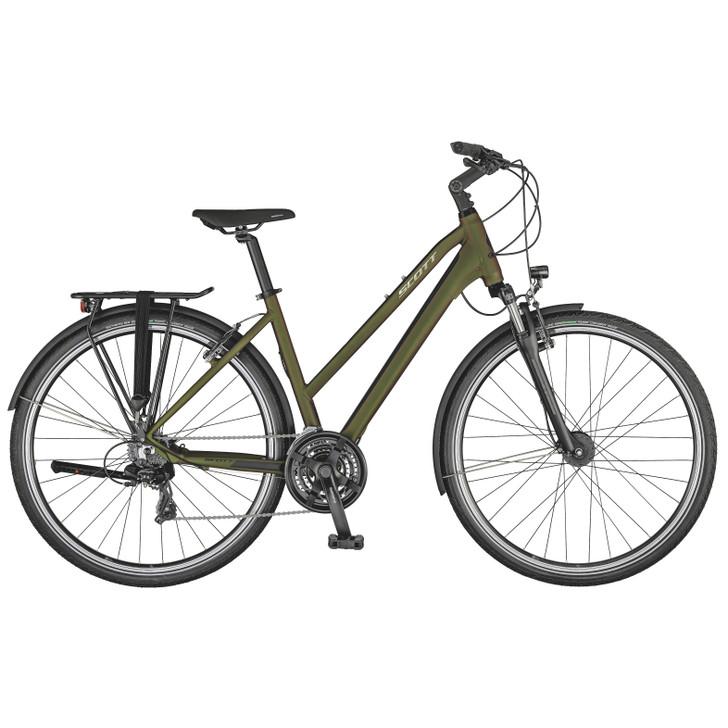 Scott Sub Sport 40 Women's Hybrid Bike (2021)