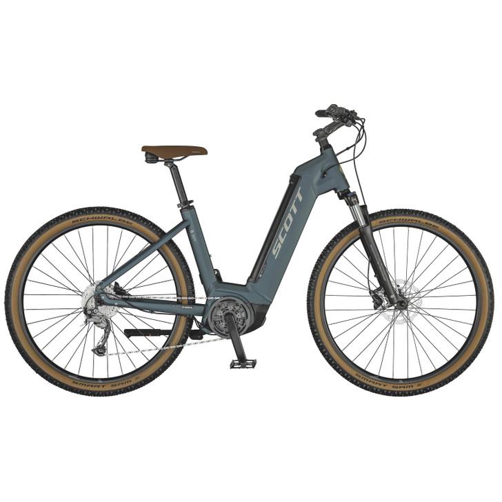 Scott Sub Cross eRide 30 USX Electric Bike (2021)