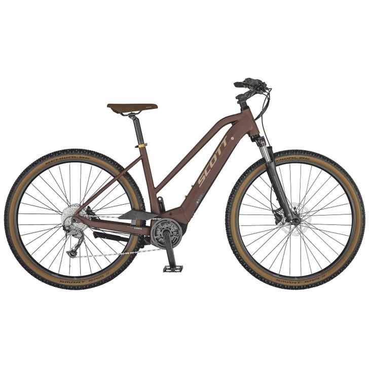 Scott Sub Cross eRide 30 Ladies Electric Bike (2021)