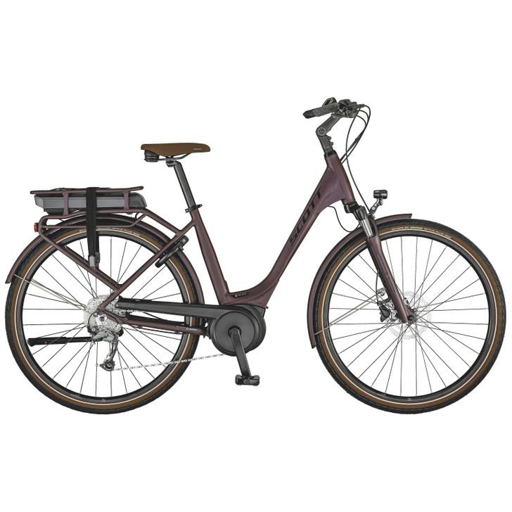 Scott Sub Active Eride 30 Usx Rack Bike (2021)