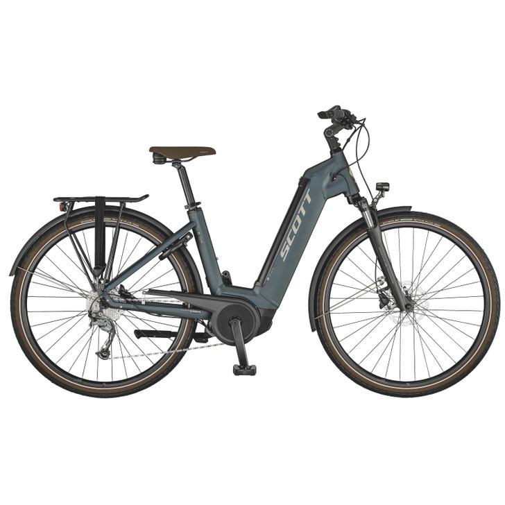 Scott Sub Active eRide USX Electric Bike (2021)