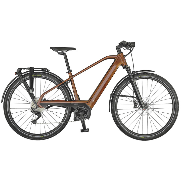 Scott Silence eRide 30 Mens Electric Bike (2021)