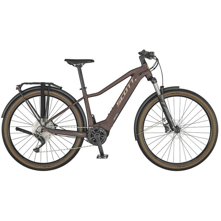 Scott Axis eRide 20 Ladies Electric Bike (2021)