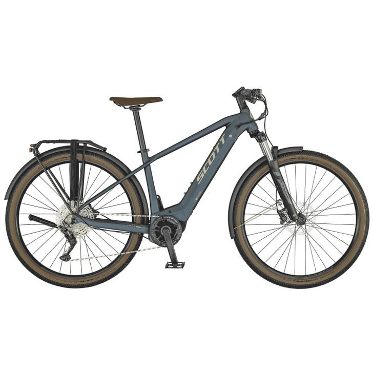 Scott Axis eRide 20 Mens Electric Bike (2021)