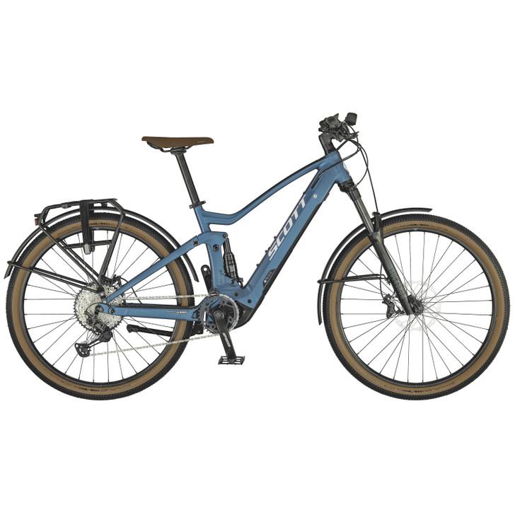 Scott Axis eRide Evo Electric Bike (2021)