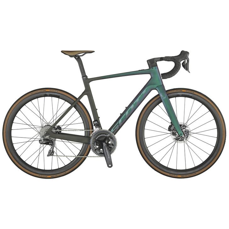 Scott Addict eRide Premium Mens Electric Road Bike (2021)