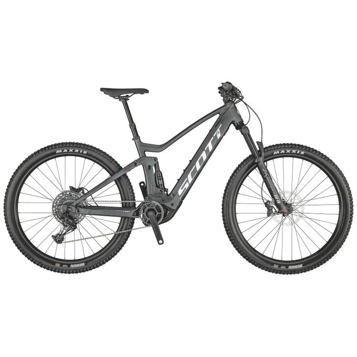 Scott Strike eRide 930 Black Electric Mountain bike (2021)