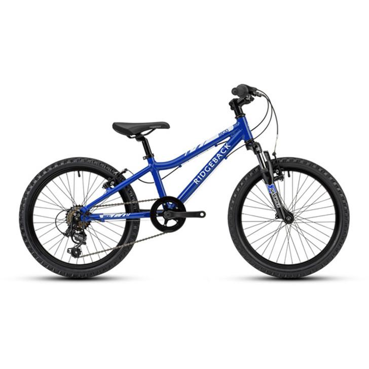 """Ridgeback Mx20 20"""" Boys Bike - Blue"""