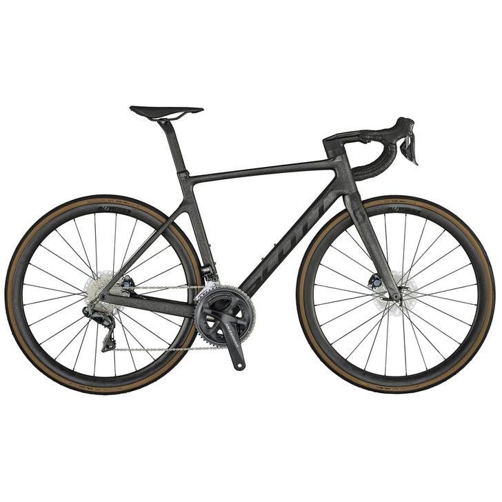 Scott Addict RC 15 Carbon Onyx Black Road Bike (2021)