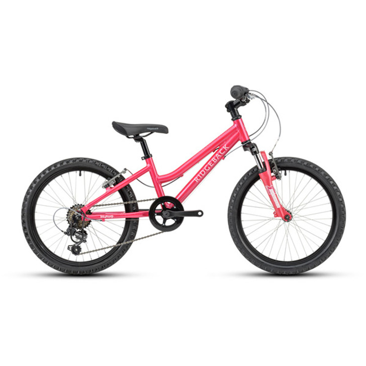 "Ridgeback Harmony 20"" Girls Bike - Pink"