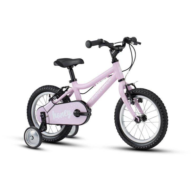 "Ridgeback Honey 14"" Girls Bike - Pink"