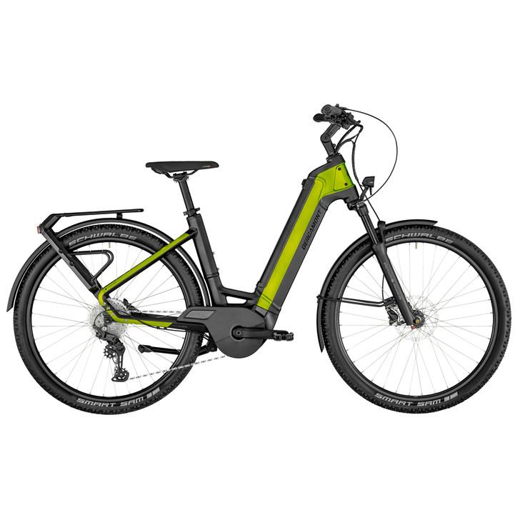 Bergamont E-Ville SUV Tour Electric Bike (2022)