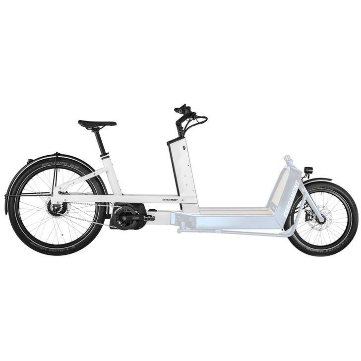 Bergamont E-Cargoville LJ Expert One Size Electric Bike (2021)