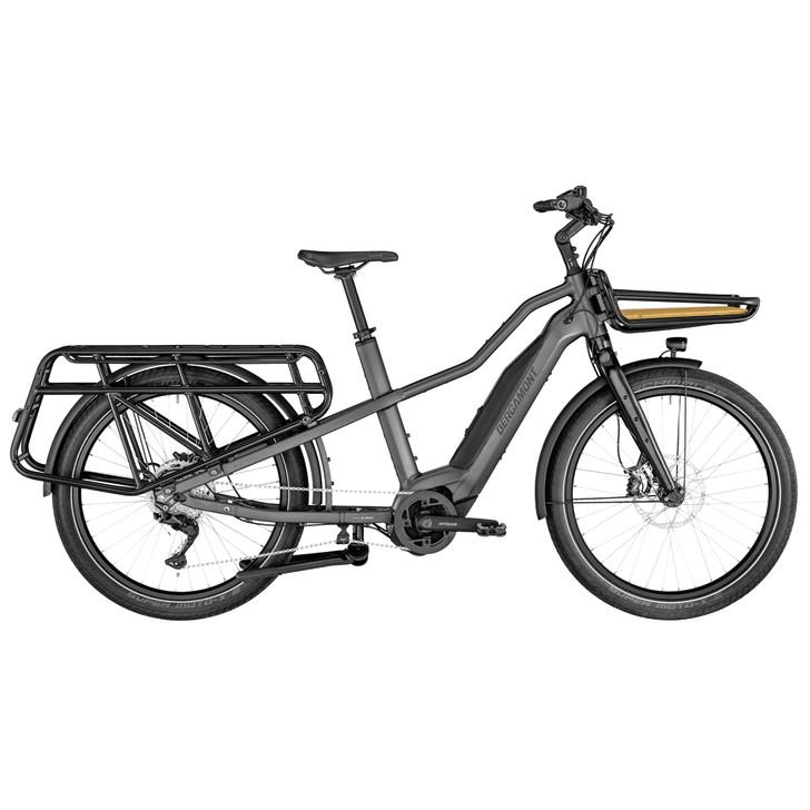 Bergamont E-Cargoville LT Edition Electric Bike (2021)
