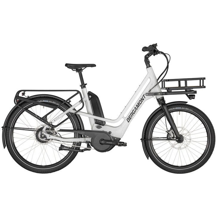 Bergamont E-Cargoville Bakery Electric Bike (2021)
