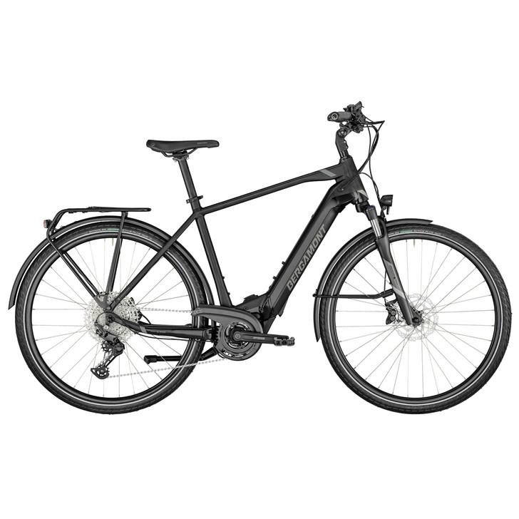 Bergamont E-Horizon Expert Men Electric Bike (2021) - Black
