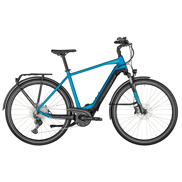 Bergamont E-Horizon Expert Men Electric Bike (2021) - Blue
