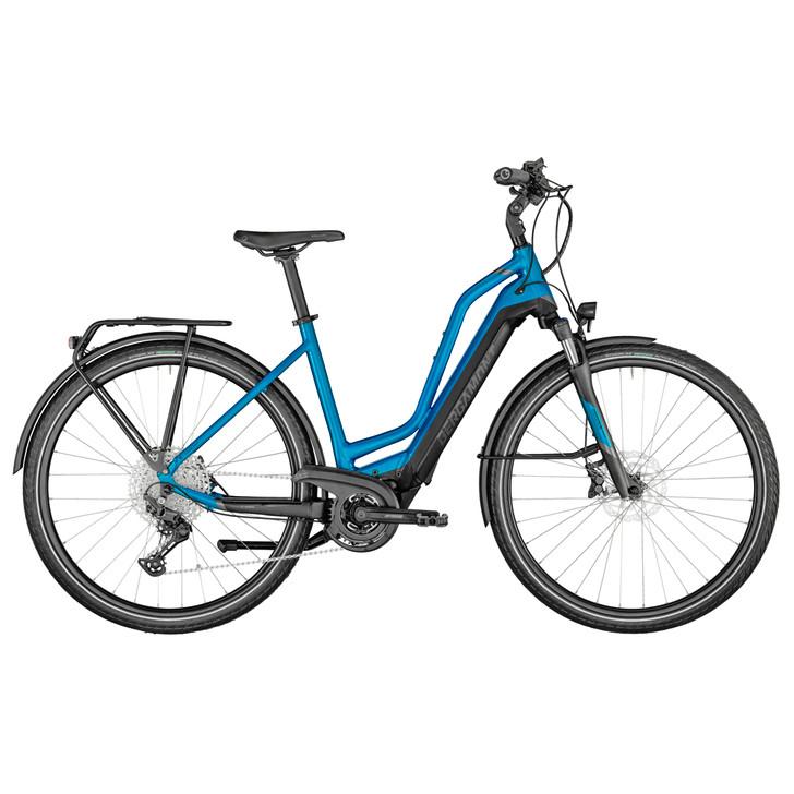 Bergamont E-Horizon Expert Amsterdam Electric Bike (2021) - Blue