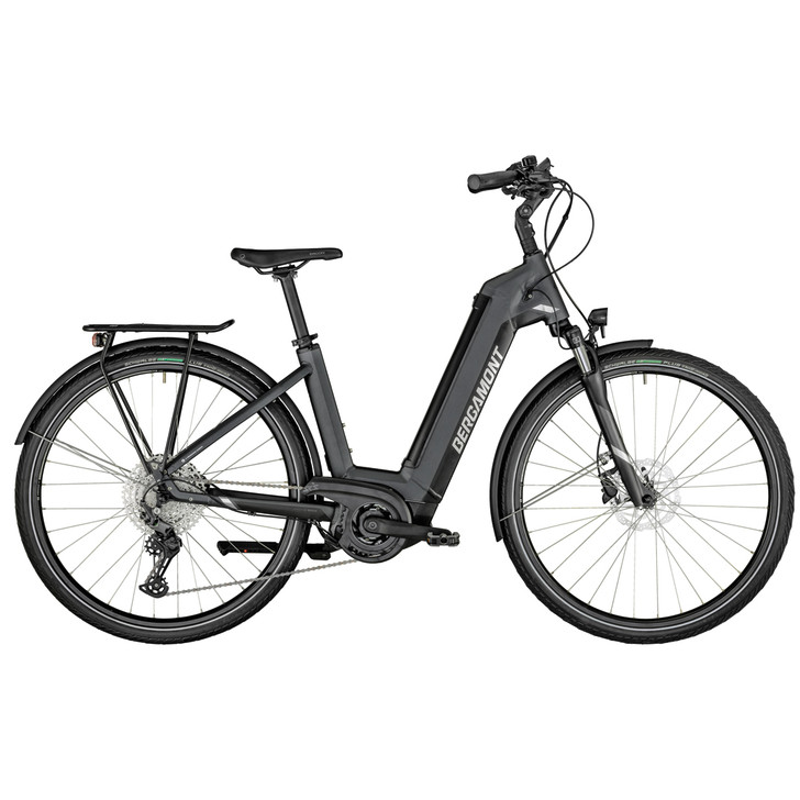 Bergamont E-Horizon Expert Wave Electric Bike (2021) - Black