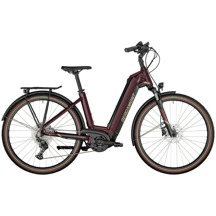 Bergamont E-Horizon Expert Wave Electric Bike (2021) - Aubergine