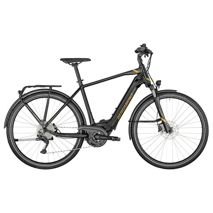 Bergamont E-Horizon Edition Men Electric Bike (2021) - Black
