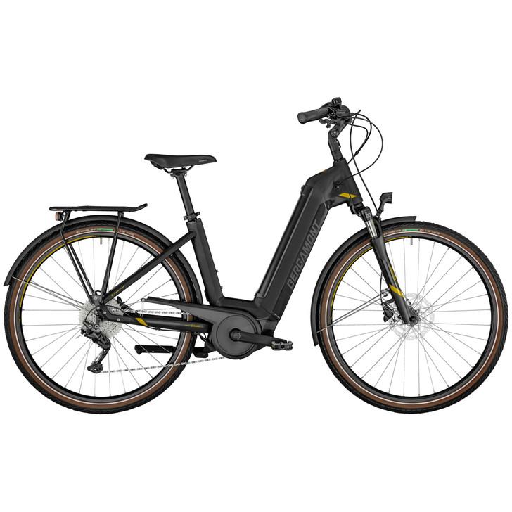 Bergamont E-Horizon Edition Wave Electric Bike (2021) - Black