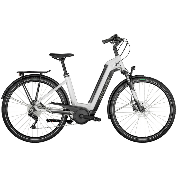 Bergamont E-Horizon Edition Wave Electric Bike (2021) - White