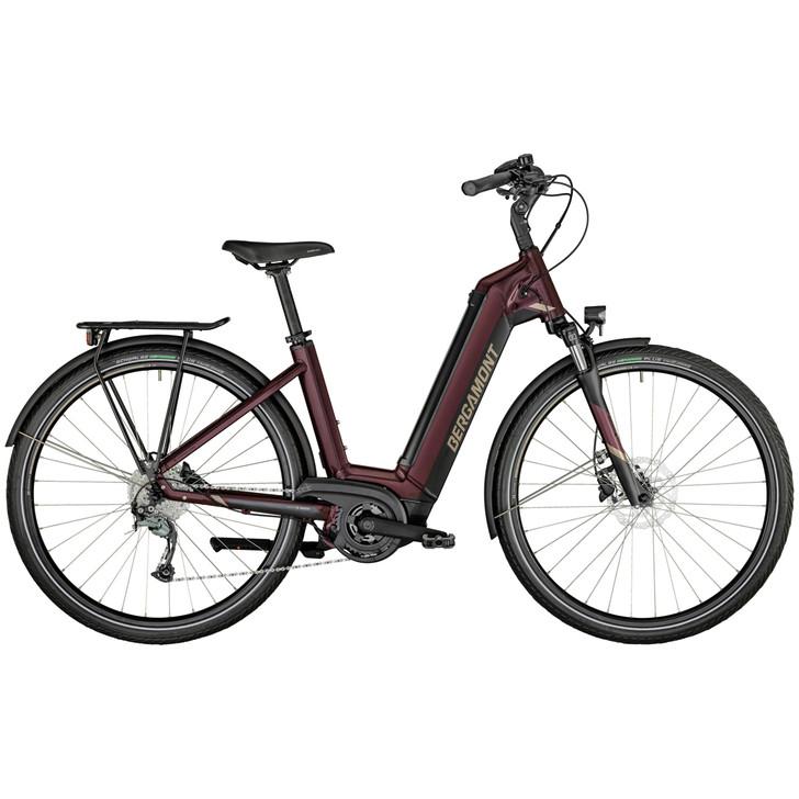 Bergamont E-Horizon Tour 400 Wave Electric Bike (2021)