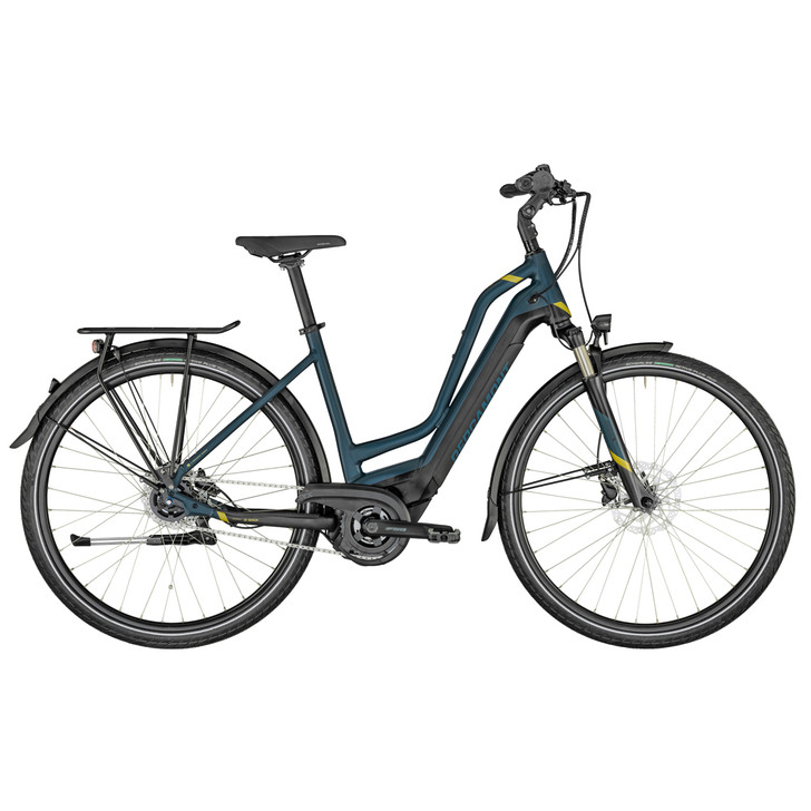 Bergamont E-Horizon N5e FH 500 Amsterdam Electric Bike (2021)