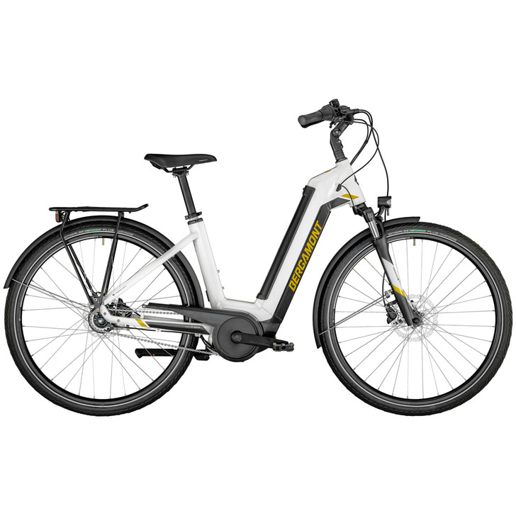 Bergamont E-Horizon N8 CB 500 Wave Electric Bike (2021)