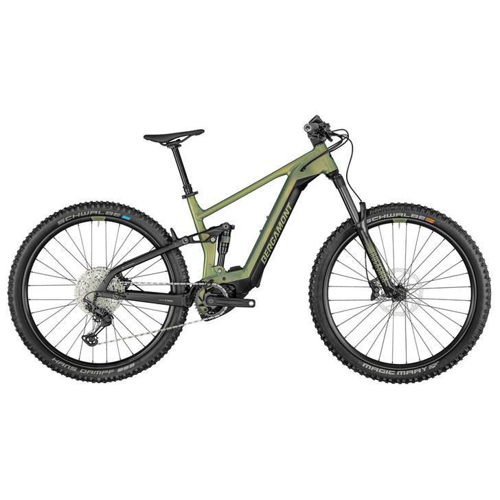 Bergamont E-Trailster Pro Electric Bike (2021)