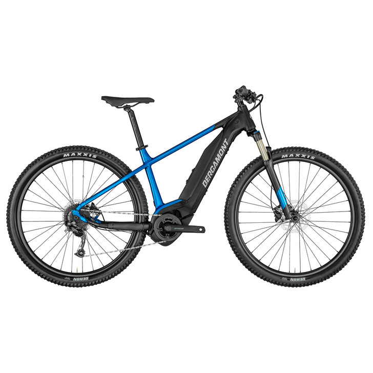 Bergamont E-Revox 4 Electric Bike (2021)