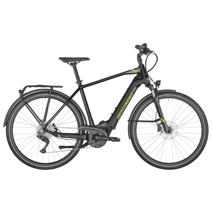 Bergamont E-Horizon Sport Men Electric Bike (2021) - Black