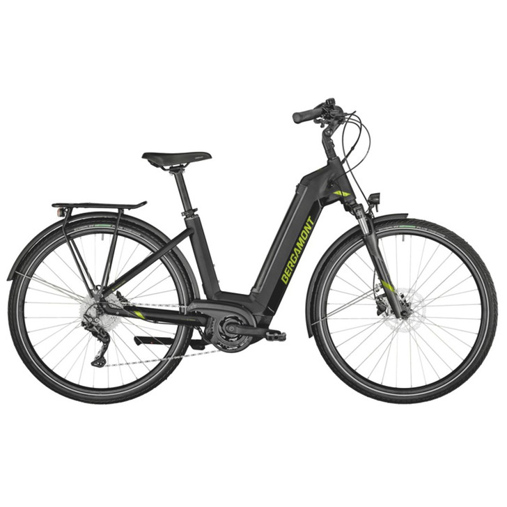 Bergamont E-Horizon Sport Wave Electric Bike (2021) - Black
