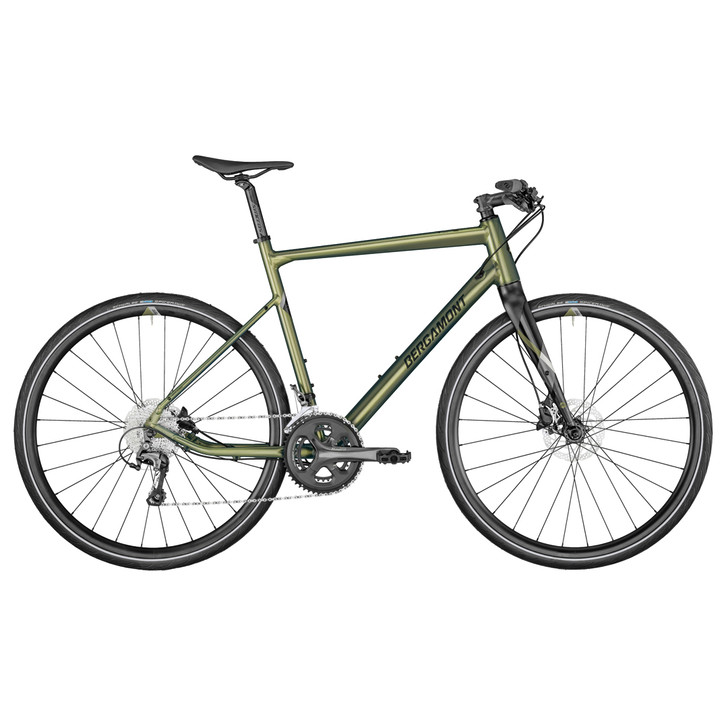 Bergamont Sweep 6 Hybrid Bike (2021)