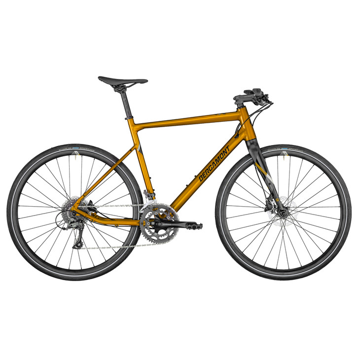 Bergamont Sweep 4 Hybrid Bike (2021)