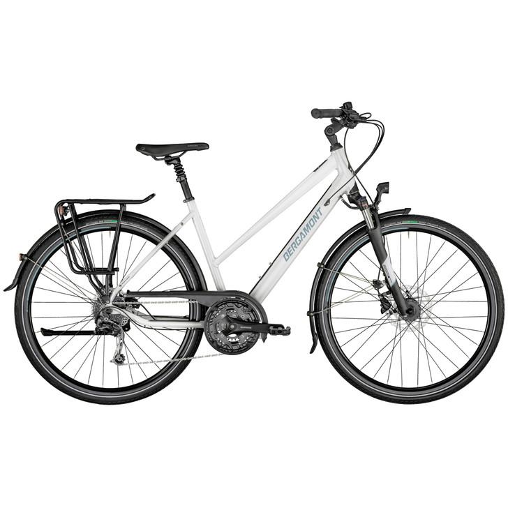 Bergamont Horizon 6 Lady Trekking Bike (2021) - White