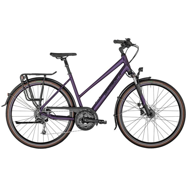 Bergamont Horizon 6 Lady Trekking Bike (2021) - Violet