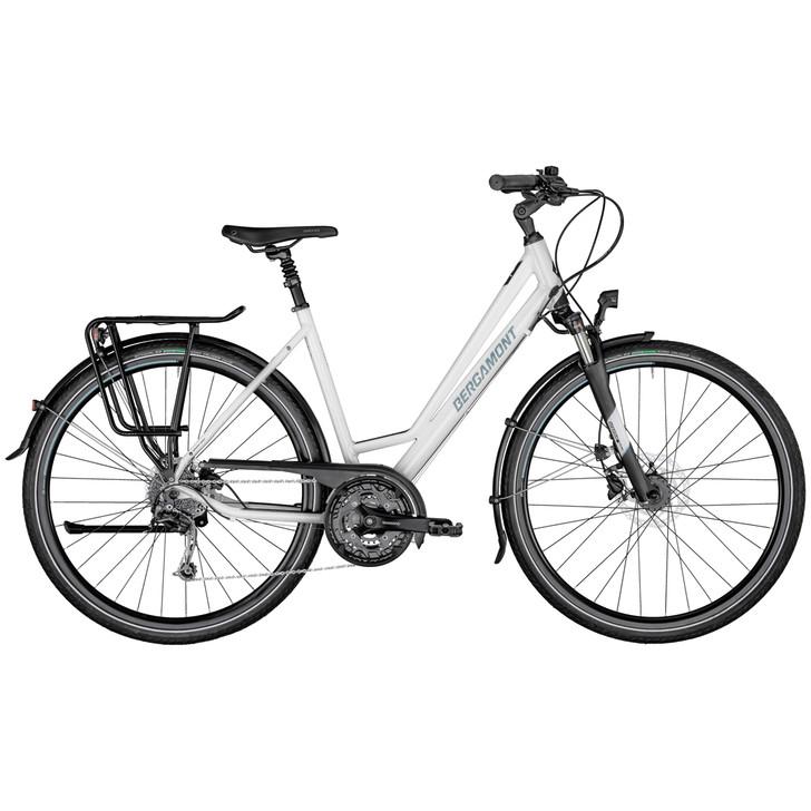 Bergamont Horizon 6 AmsterdamTrekking Bike (2021) - White