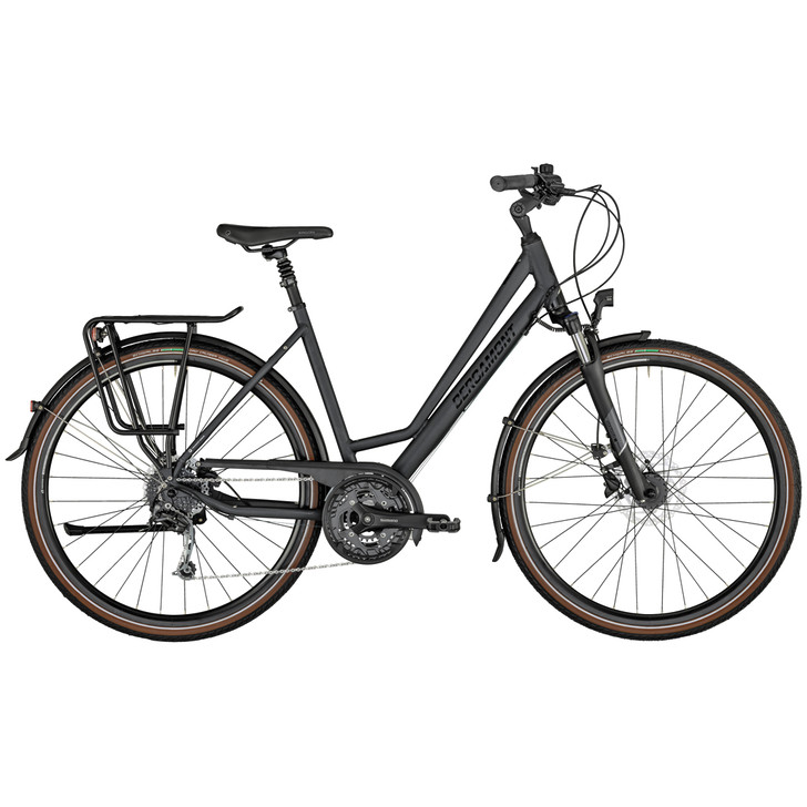 Bergamont Horizon 6 AmsterdamTrekking Bike (2021) - Anthracite