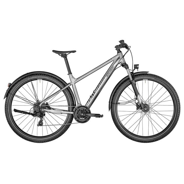 Bergamont Revox 3 EQ Mountain Bike (2021) - Silver