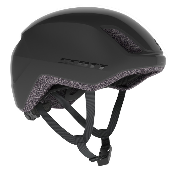 Scott Ristretto (CE) Cycling Helmet Pearl Black
