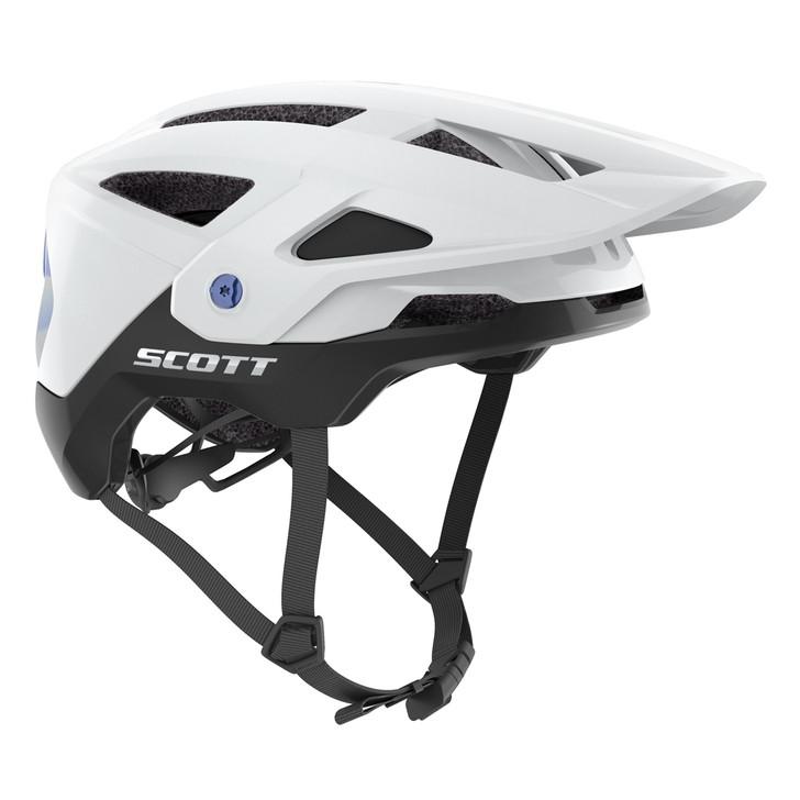 Scott Stego Plus (CE) Cycling Helmet Snow White