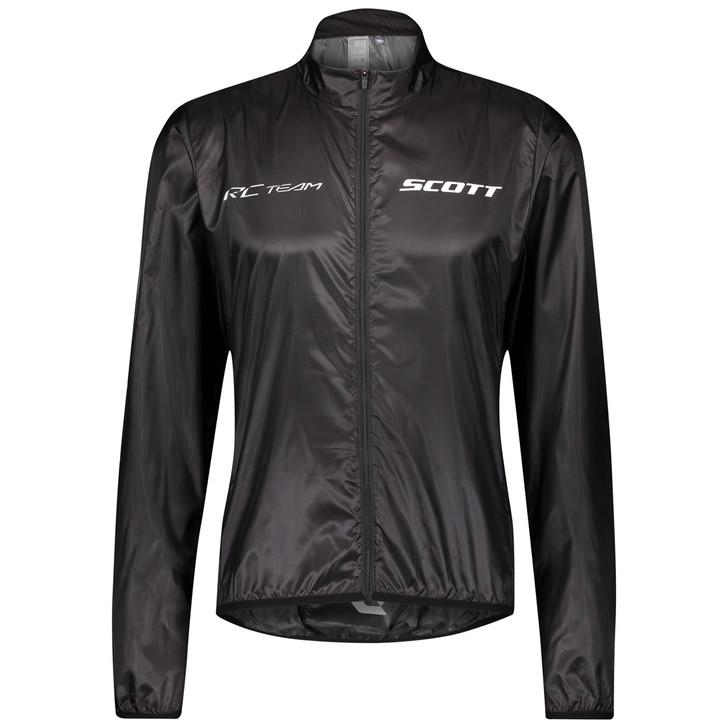 Scott RC Team Windbreaker Men's Jacket Black/White