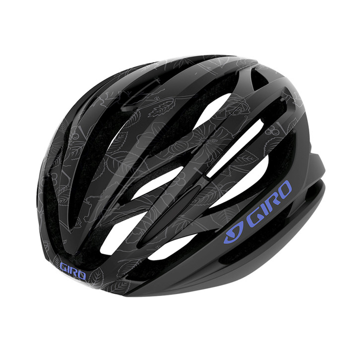 Giro Seyen MIPS Women's Helmet MAtte Black Floral