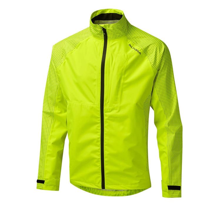 Altura Nightvision Storm Waterproof Jacket-HI Viz Yellow