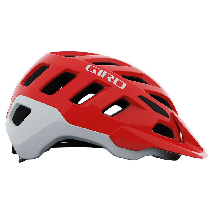 Giro Radix MIPS Dirt  Mountain Biking Helmet Matte Trim Red